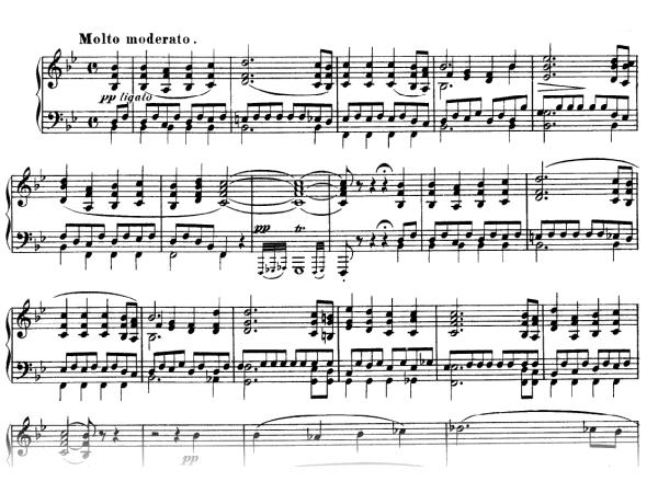 ピアノ・ソナタ 第21番 第1楽章 ...
